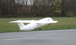 Aunque no es la primera aeronave que se construye con la moderna técnica de fabricación aditiva o impresión en 3D, si es el más grande. Es Thor (Testing High-Tech Objectives) de Airbus.