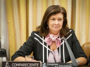 Carmen Librero. Foto de archivo: congreso.es