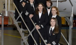 Easyjet se ha propuesto incrementar el número de mujeres en los departamentos dominados por hombres en la aerolínea.