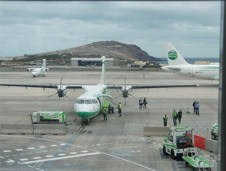 Binter estrena su nueva filial en Cabo Verde, realizando el vuelo inaugural el 2 de noviembre entre Praia y Sal.