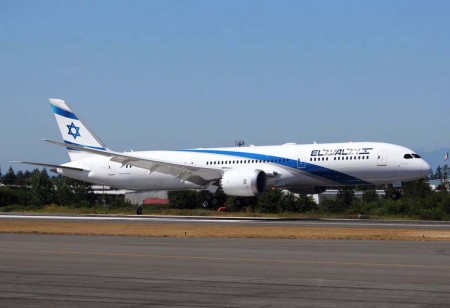 El Al incorporará 16 Boeing 787-9 con los que sustituirá sus B-747-400 y B-767-300
