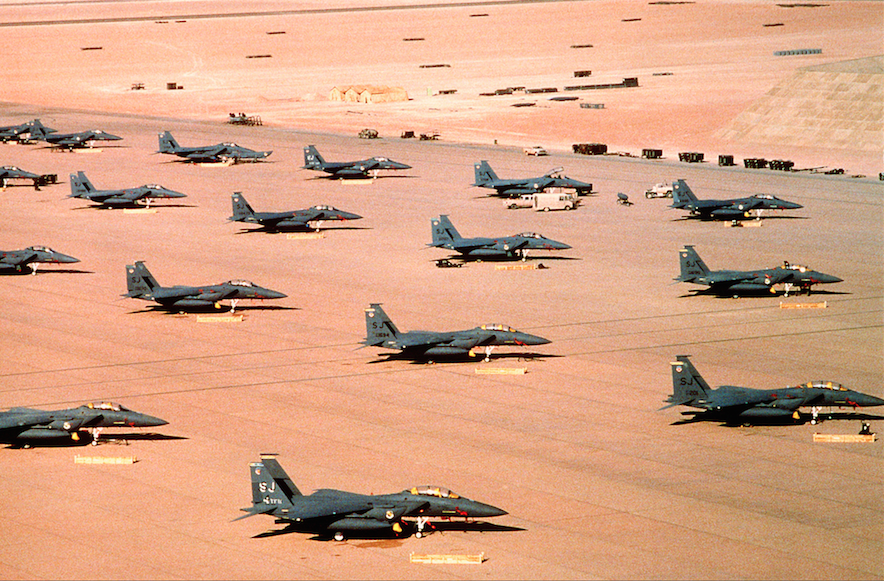 En Enero de 2016 se cumplieron los 25 años de la Guerra del Golfo, un conflicto cuyas consecuencias todavía arrastra el mundo.