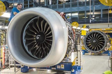 El motor CFM LEAP 1B aporta gran parte de la reducción del consumo del Boeing 737 MAX.