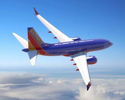 Southwest será la primera en poner en servicio el Boeing 737 MAX.