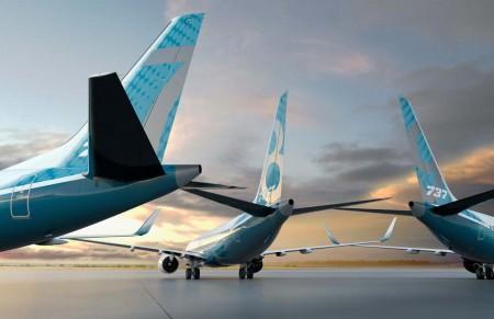 El Boeing 737 MAX se construirá en tres longitudes de fuselaje.