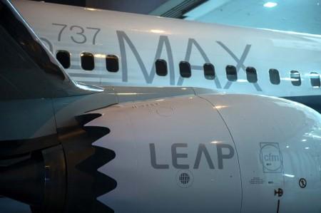 Boeing ha vuelto a apostar por un único motor para la nueva generación del Boeing 737.