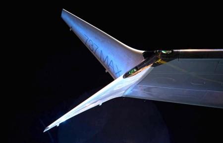 Boeing ha adoptado un  nuevo diseño de winglets para el 737 MAX.
