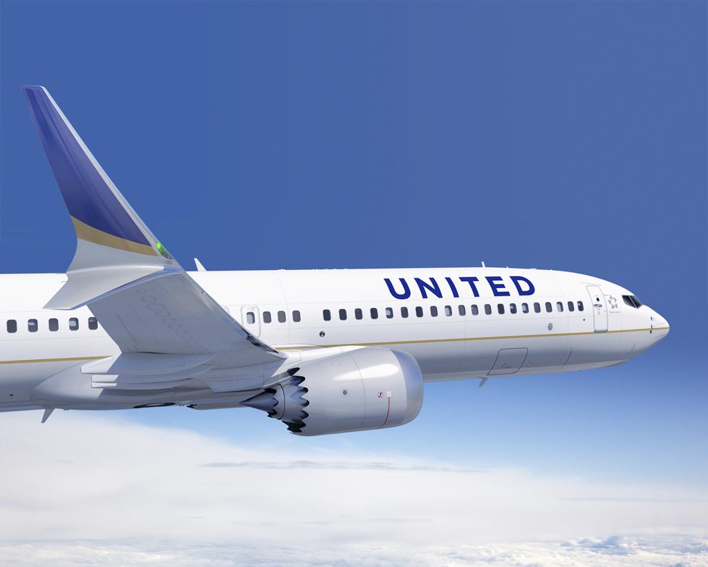 Boeing 737 MAX 9 de United