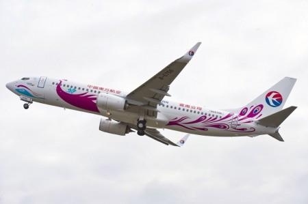 Boeing ha entregado ya 1000 aviones comerciales en China