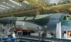 Hasta siete empresas del clúster del País Vasco Hegan participan en la fabricación del nuevo Embraer KC 390