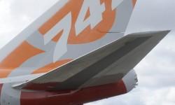 Dows colosos del largo rqdio, el Boeing 747 y El Super Constellation juntos en Le Bourget.