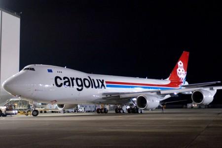 Boeing 747-8F de Cargolux