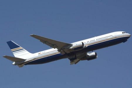 Boeing 767-300R de Privilege Style