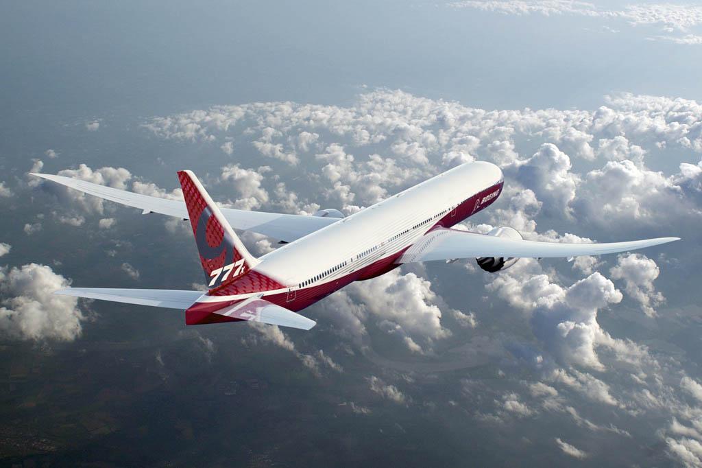 Boeing 777X-9