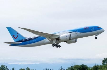 Boeing 787 de ArkeFly