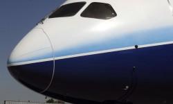 Boeing traerá el B-787 Dreamliner a España para enseñárselo a Air Europa.