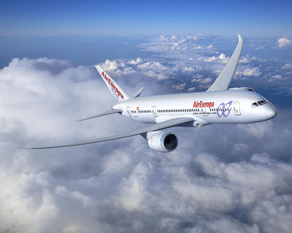 Air Europa 787 8 Fly News Fly News