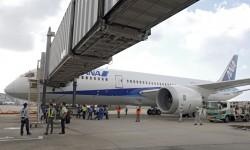 Las pruebas incluyeron la operación como si fuesen vuelos normales de pasaje