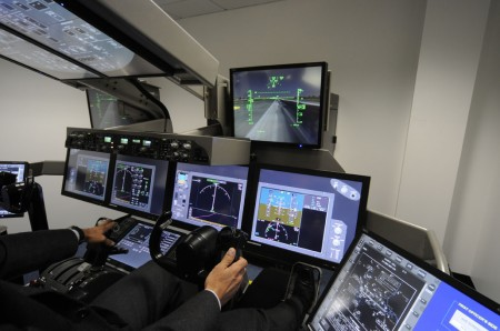 FTD de Boeing 787