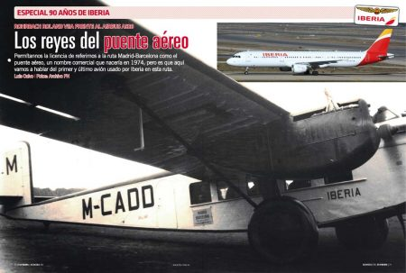 Los Rohrbach de Iberia podían transportar 10 pasajeros.