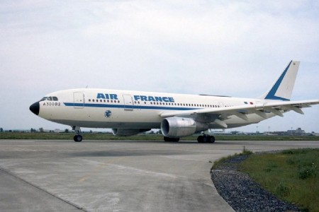 Airbus A300 de Air France