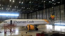 Thomas Cook Balearics cuenta ya con tres A320 y en un año tendrá ocho aviones.