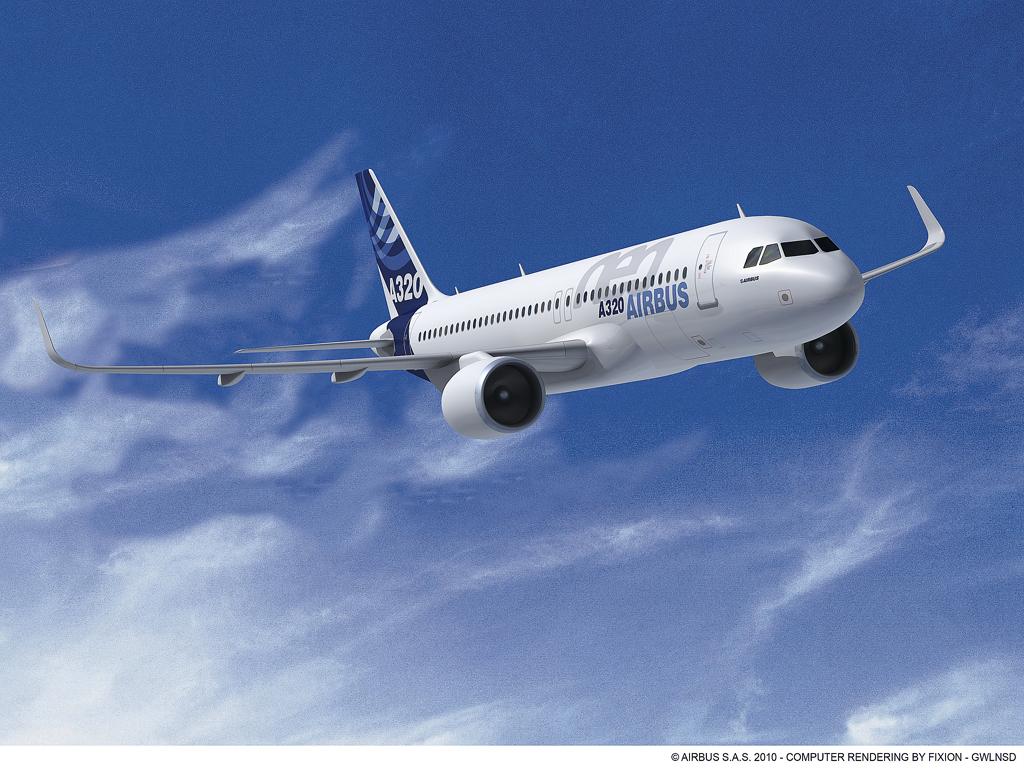 Airbus China tiene compromisos de venta por 100 A320neo