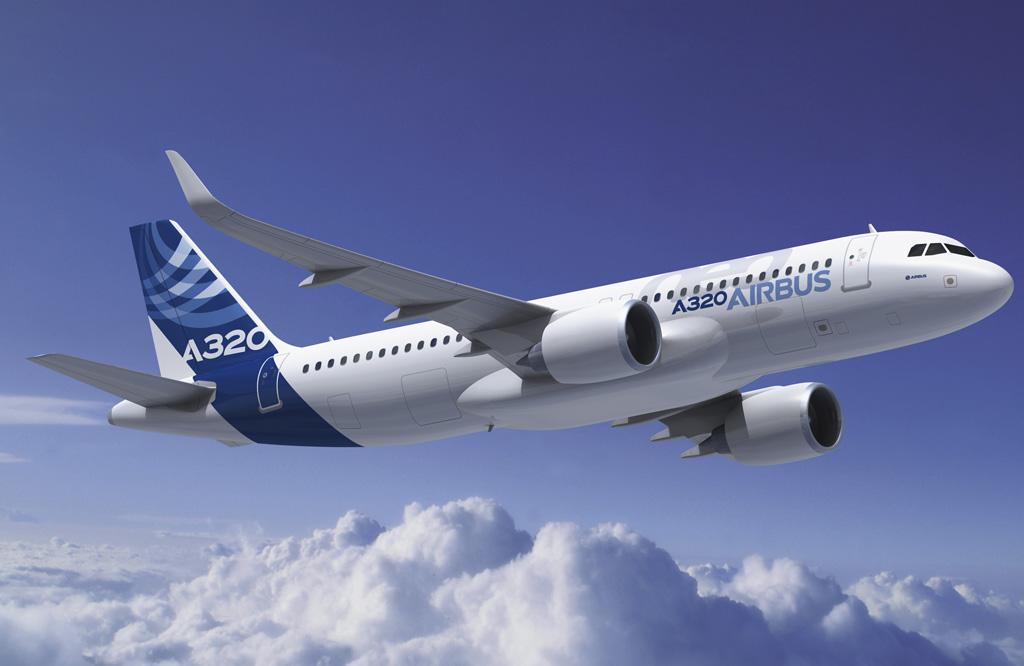 IAG ha comprado Airbus A320 neo para Vueling.
