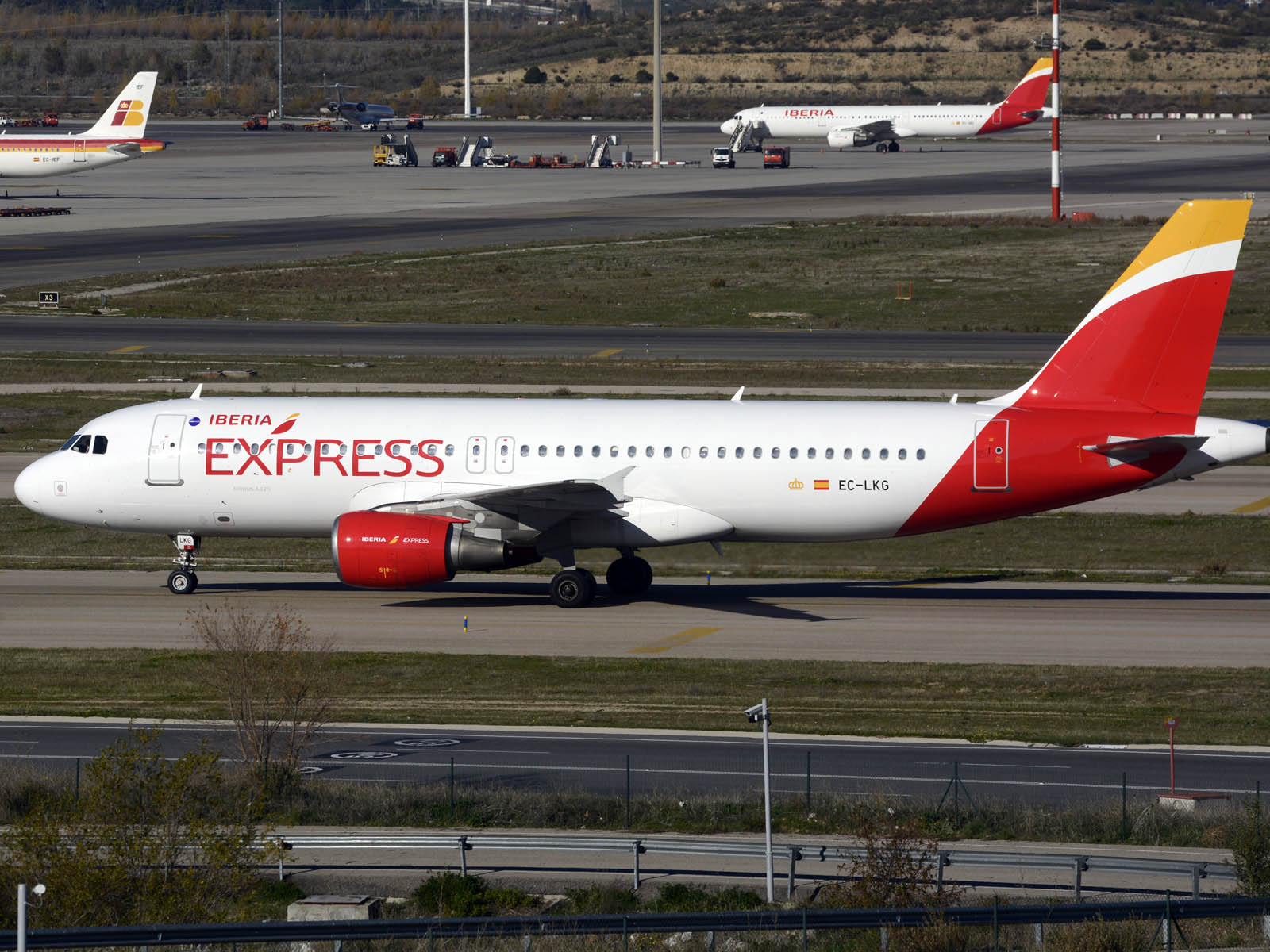Manchester y Paris, los dos nuevos destinos de Iberia Express.