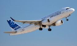 Los pirmeros Airbus A320 equipados con sharklets ya están volando en Toulouse en su programa de certificación.