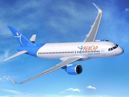 AerCap tiene más de 700 aviones de la familia A320 en servicio o pendientes de entrega.