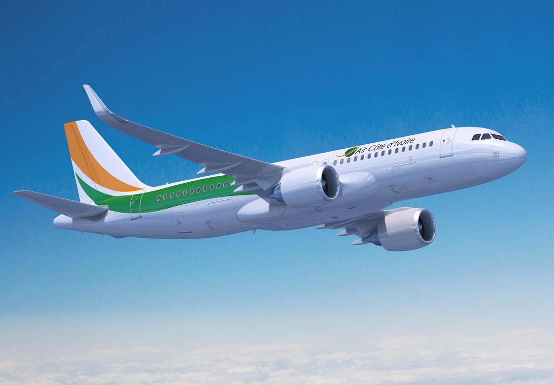 Desde su base en Adbijan, Air Cote d'Ivoire vuela a 19 ciudades africanas.