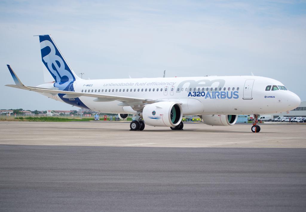 A320neo MSN6101