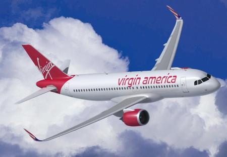 Virgin America realiza el primer pedido en firme del nuevo avión Airbus A320 NEO
