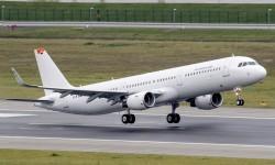 El Airbus A321 número de serie 5295 es el primero equipado con sharklets.