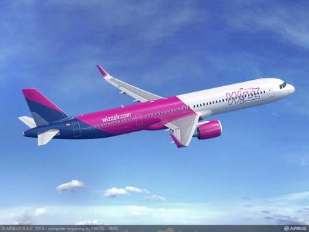 Wizz Air confirma la compra de 110 A321neo