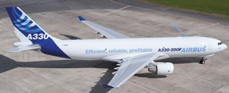 Airbus A330-200-F