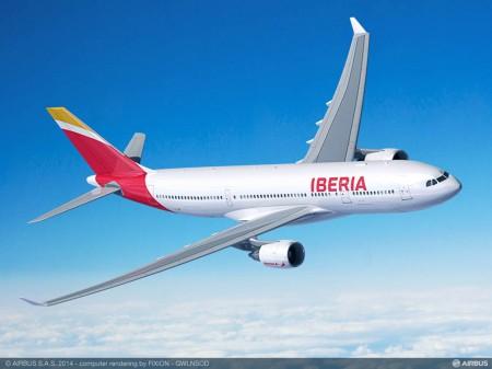 A330-200 de Iberia