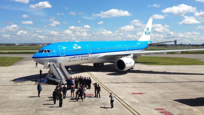 Airbus lanza una iniciativa para reducir la huella medioambiental de las aerolíneas