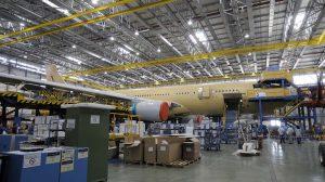 La aeronáutica es la actividad con mayor facturación de los sectores TEDAE.