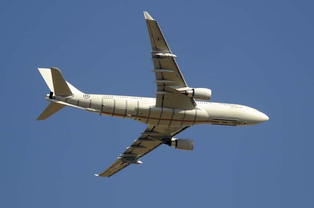 Los A330MRTT están repostando a diario en condiciones de combate en Iraq.