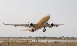 Vuelo de prueba de uno de los A330 MRTT para Francia