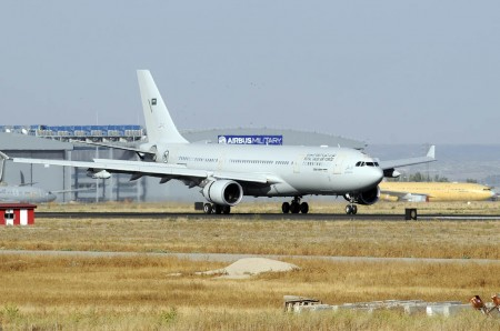 Airbus Defense and Space A330MRTT.
