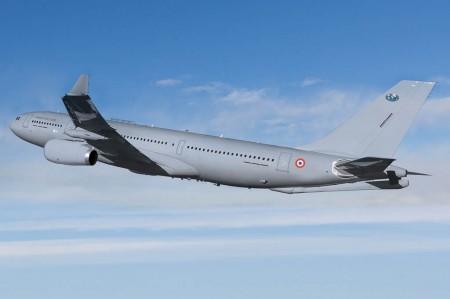 Airbus Defense and Space A330MRTT del Ejército del Aire francés.
