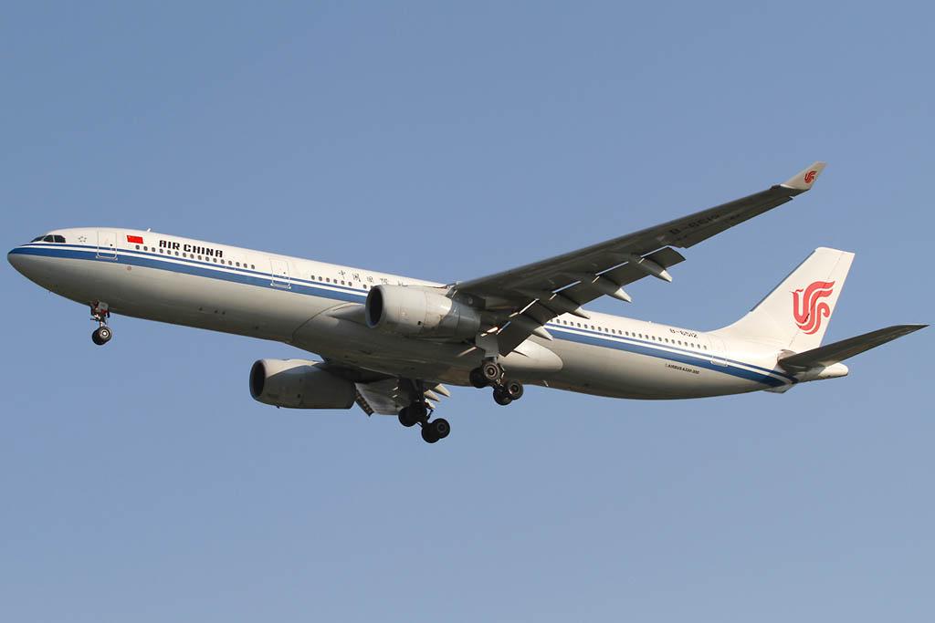 Airbus A330-300 de Air China