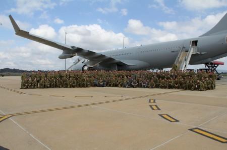 Airbus Military A330 MRTT de Australia