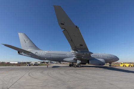 Los seis paises de la MMF han adquirido ya ocho Airbus A330MRTT.q