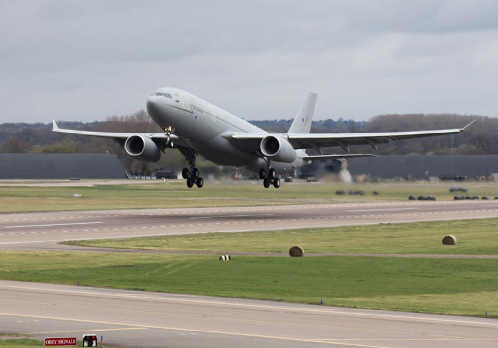 Airbus Military A330 MRTT Voyager