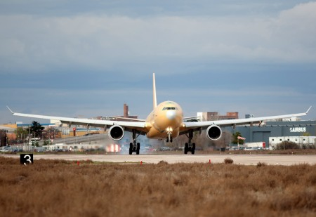 Airbus A330 MRTT de la Fuerza Aérea de Arabia Saudí