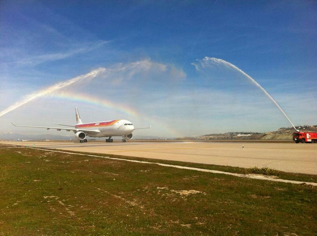 EC-LUB, primer Airbus A330-300 de Iberia